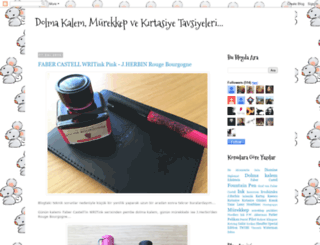 murekkepfaresi.blogspot.com.tr screenshot