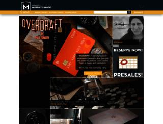 murphysmagicsupplies.com screenshot