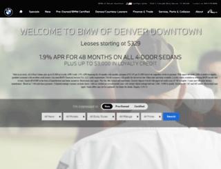 murraybmwofdenver.com screenshot