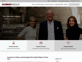 murraygrp.com screenshot