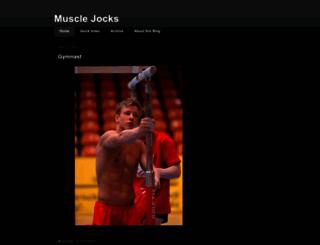 musclejocks.blogspot.com screenshot