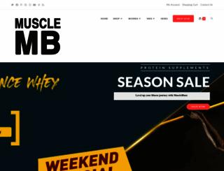 musclemb.com screenshot