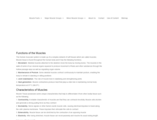musclesused.com screenshot