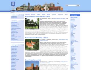 museo.pl screenshot