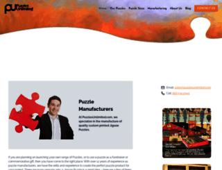 museumpuzzles.com screenshot