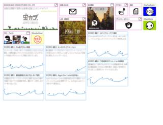 mushikago.com screenshot