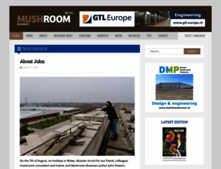 mushroombusiness.com screenshot