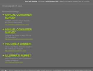 musicagratis7.com screenshot