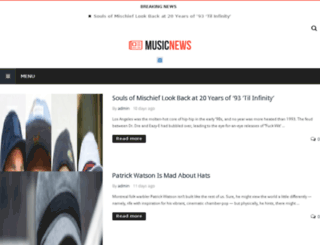 musicbystudio.com screenshot