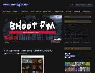 musicmedia24.net screenshot