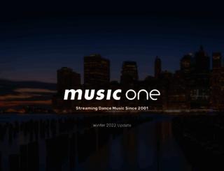 musicone.fm screenshot