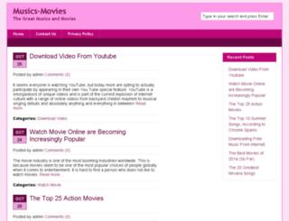 musics-movies.com screenshot