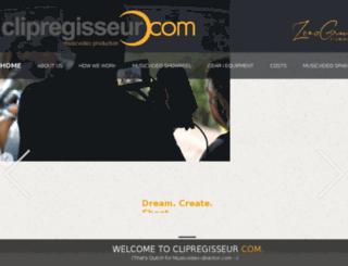musicvideo-director.com screenshot