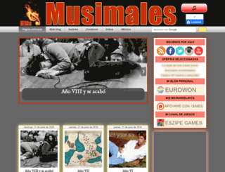 musimales.blogspot.com screenshot