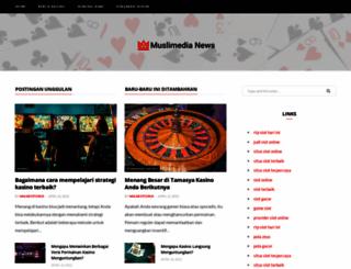 muslimedianews.com screenshot