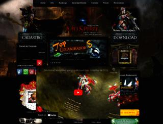 muspirit.com.br screenshot