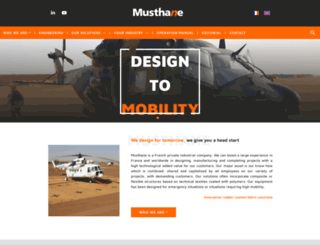 musthane.com screenshot