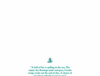 mustique-island.com screenshot