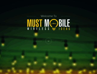 mustmobile.com screenshot