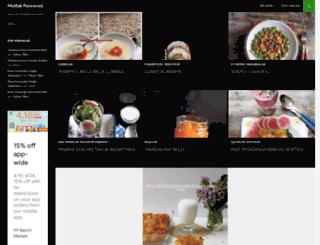 mutfakpenceresi.com screenshot