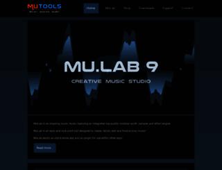 mutools.com screenshot