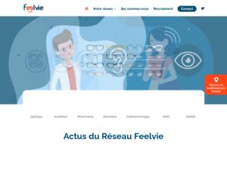 mutualite59.fr screenshot