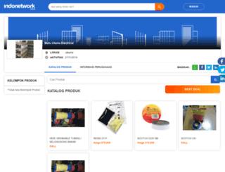 mutuutama059.indonetwork.co.id screenshot