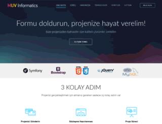 muv.com.tr screenshot