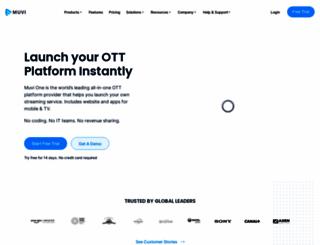 muvi.com screenshot