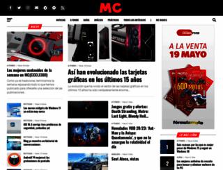 muycloud.com screenshot