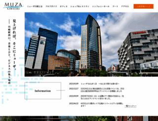 muzakawasaki.com screenshot