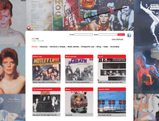muzeum-hudby.cz screenshot