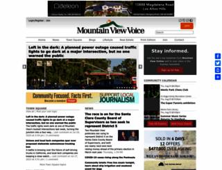mv-voice.com screenshot