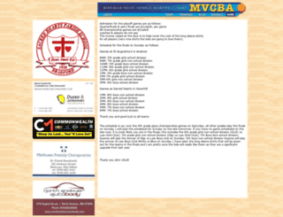 mvcba.com screenshot