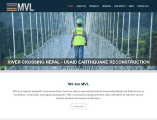 mvl-group.com screenshot