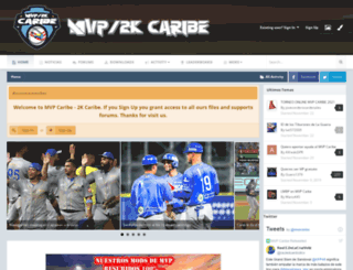 mvpcaribe.com screenshot