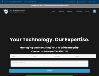 mvpworks.com screenshot
