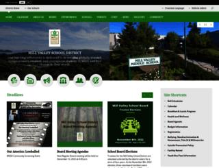 mvschools.schoolwires.net screenshot