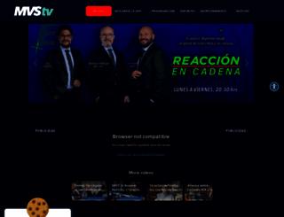 mvstelevision.com screenshot