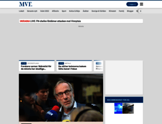 mvt.se screenshot