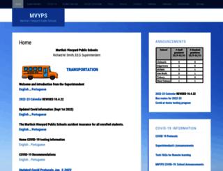mvyps.org screenshot