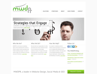 mwdpr.com screenshot