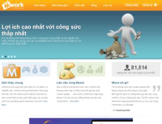 mwork.vn screenshot