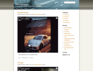 mxauto.net screenshot