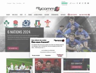 my-sport-tour.com screenshot