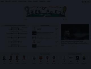 my.besoccer.com screenshot