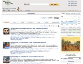 my.digis.net screenshot