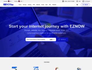 my.eznow.com screenshot