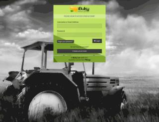 my.ibulky.com screenshot