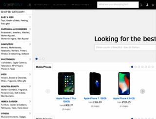my.shopmania.co.uk screenshot
